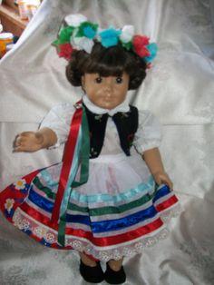 Polnische Folk-Tänzer für Ihre American Girl Puppe von Threadsmith1