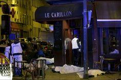 EN IMAGES - FUSILLADE DANS LE 11ÈME ARRONDISSEMENT DE PARIS #Paris #Bataclan #attentat #fusillade #priseotages