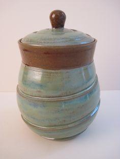 cookie jar by Alison Nieber