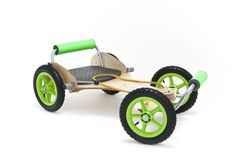 The ATK - All Terrain Kart - great fun.