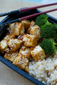 That's So Vegan: Take Out Made In General Tso Tofu