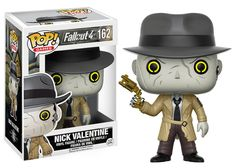 New Fallout 4 POP! Vinyl Figures From Funko