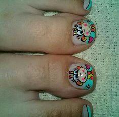 Toe Nail Art, Toe Nails, Mani Pedi, Pedicure, Nail Designs, Designed Nails, Stickers, Model, Pretty Toe Nails