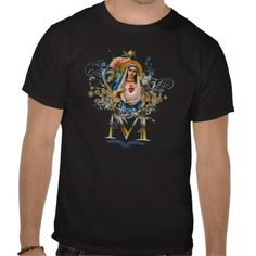 Immaculate Heart of Mary T-shirt (Zazzle)