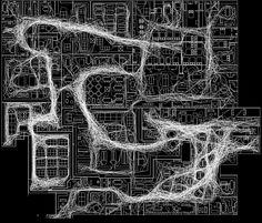 Ikea labyrinth