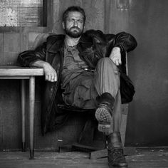 Larry D. Horricks Motion Picture Stills Photographer | Character Portraits | 38