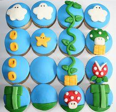 jajaja ¿os acordéis de este juego? #cupcake #cumpleanos #ninos