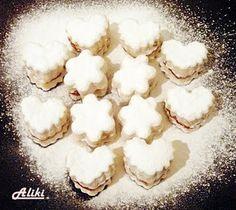 Mamina jela: Vanilice
