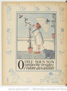 Alphabet en images : 31 gravures en couleur / par Marie-Madeleine Franc-Nohain - 22