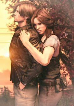 Leon♥helena