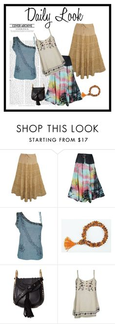 Boho Style by baydeals on Polyvore featuring Chloé, skirt, tops, summerstyle and summertop  http://stores.ebay.com/mogulgallery