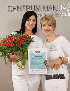 Jolanta Polak - absolwentka szkolenia Licencja I Long-Time-Liner. Gratulacje!