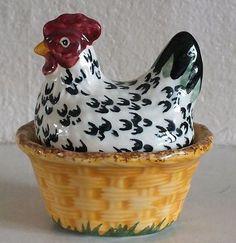 Emma Bridgewater egg coddler