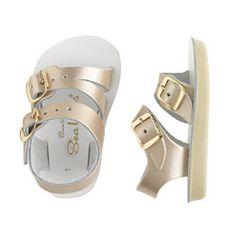 J. Crew Salt-Water® baby sandals $34.00