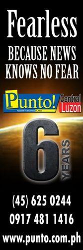 CELEBRATING PUNTO NEWSPAPER 6TH ANNIVERSARY !!!