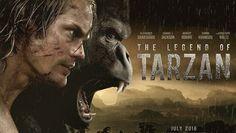 Το trailer της νέας ταινίας Ταρζάν είναι απλά επικό! - #Tarzan #Trailer #Greek