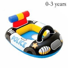 Swimming Pool beach inflatable baby kids floats Aircraft Car baby swim funny infant pool floaties floats inflatable floats for kidsSwimming Pool beach KO_14_1