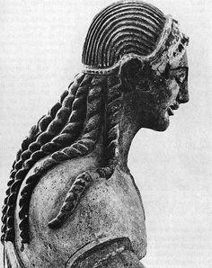 scultore-blog:  Veii Apollo. 6th century BC.