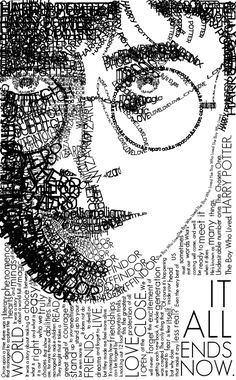 Harry Potter - Text P by ~rats-rox on deviantART (This is wicked cool!)