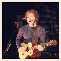 Ed Sheeran. What a cutie. Ed Sheeran, Im Falling For You, Celebrity Smiles, I Love Him, My Love, Lego House, Music People, Kinds Of Music, A Team