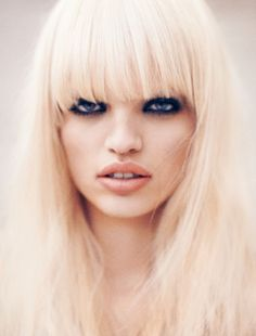 The Libertine Magazine. 'Lost In Space' .Daphne Groeneveld By Hasse Nielsen For Dansk Magazine . February 2013. 5