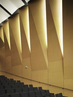 Aix en Provence Conservatory of Music / Kengo Kuma and Associates