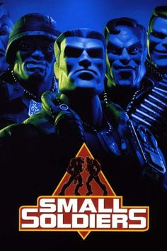 click image to watch Small Soldiers (1998)