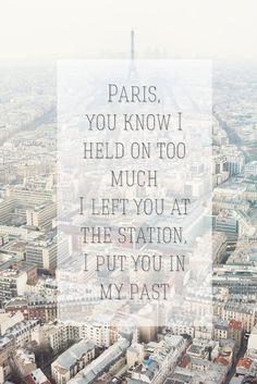 Paris -  Magic Man. I love this song!! Everyone should come hear it 1/27 at the Sinclair!!