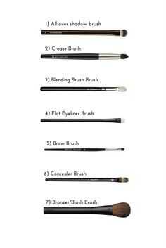 All about makeup brushes. The ultimate guide to makeup brushes will show you what brushes you need and how to use them. Favorite brushes and budget options