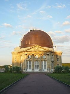 L'Observatoire de Paris Meudon, 61 Avenue de l'Observatoire, Paris 14e.