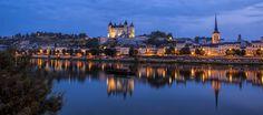 Un paseo por el Loira - A walk along the Loire Long Exposure, Walking, Walks, France, Jogging