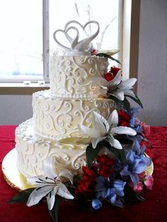 Pinner: My Secret Cream Cheese Wedding Frosting    1 stick unsalted butter  1 (8-oz) package cream cheese  1-2 pounds powdered sugar (less for a creamier frosting, more for thicker)  2 tsp. clear vanilla extract (you can use regular if you don't mind the color turning a tad darker)  2 tsp. crème bouquet*