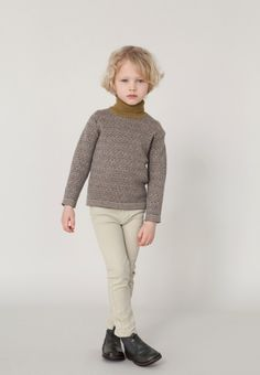 Caramel Baby and Child for fall/winter 2013 cute boyswear sweaters