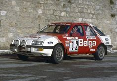 Ford sierra Cosworth - Robert Dragomans