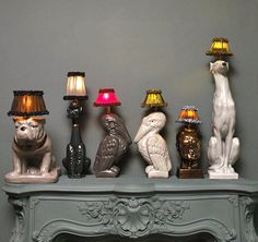 Lamps by Abigail Ahern