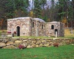 The Virgin Mary has a house in Vermont--An ancient Christian tradition says that, fleeing persecution in Jerusalem, St. John the Evangelist took the Virgin Mary with him to Ephesus, in the region of Izmir, in Turkey, where both would rem…