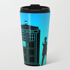 Tardis With The Twelfth Doctor - $24