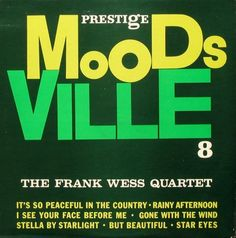 52 Best Prestige Records Images The Prestige Jazz
