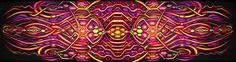 Citronovnik Fractal Art, Fractals, Backdrops For Parties, Psychedelic Art, Trippy, Bubbles, Neon Signs, Deco, Paintings