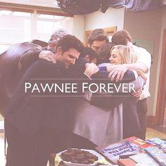 #pawneeforever