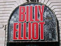 Billy Elliot sign outside the Victoria Palace Theatre Victoria Palace Theatre, Billy Elliot, Musicals, The Outsiders, Signs, Tony Award, Free, Shop Signs, Sign