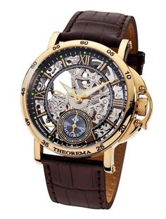 Tufina Casablanca Theorema watches are classic handmade German watches for men. Shop classic Casablanca watches and other luxury Tufina watches today! Casablanca, Best Watches For Men, Cool Watches, Men's Watches, Popular Watches, Unusual Watches, Fashion Watches, Cheap Watches, Skeleton Watches