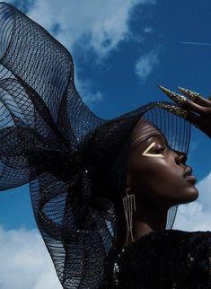 High Fashion Photography, Editorial Photography, Portrait Photography, Black Pics, Black Art, Skin Girl, Jamie Nelson, Vogue Portugal, Kreative Portraits