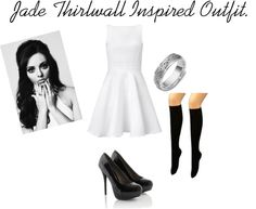 """Jade Thirlwall Inspired Outfit."" by ijanoskianator on Polyvore"