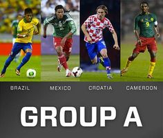Besides Brazil who do you think will advance in Group A?