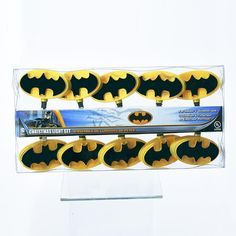 10/Lights Batman Light Set