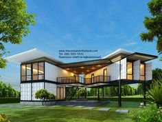 Image result for container homes on stilts