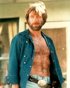 Chuck Norris... The great Chuck Norris!