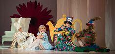 Manners and Mayhem: ALICE in Wonderland {Performed by the Cincinnati Ballet} Review