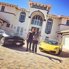#JasonDerulo Jason Derulo, Street View, Mansions, House Styles, Villas, Palaces, Mansion, Mansion Houses